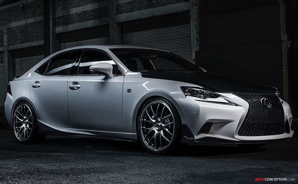 2019 Lexus IS350 photo - 4