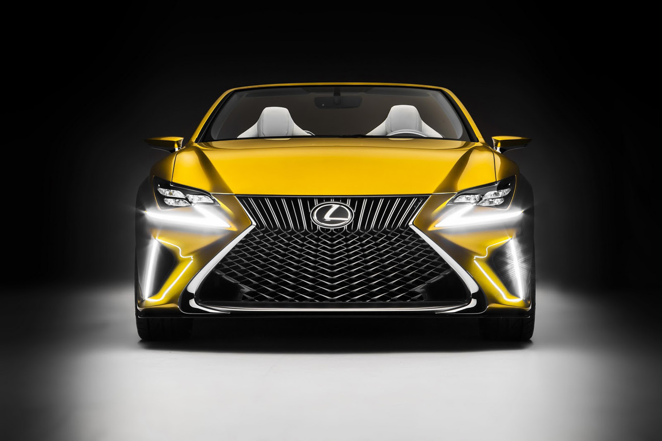 2019 Lexus LF C2 Concept photo - 2