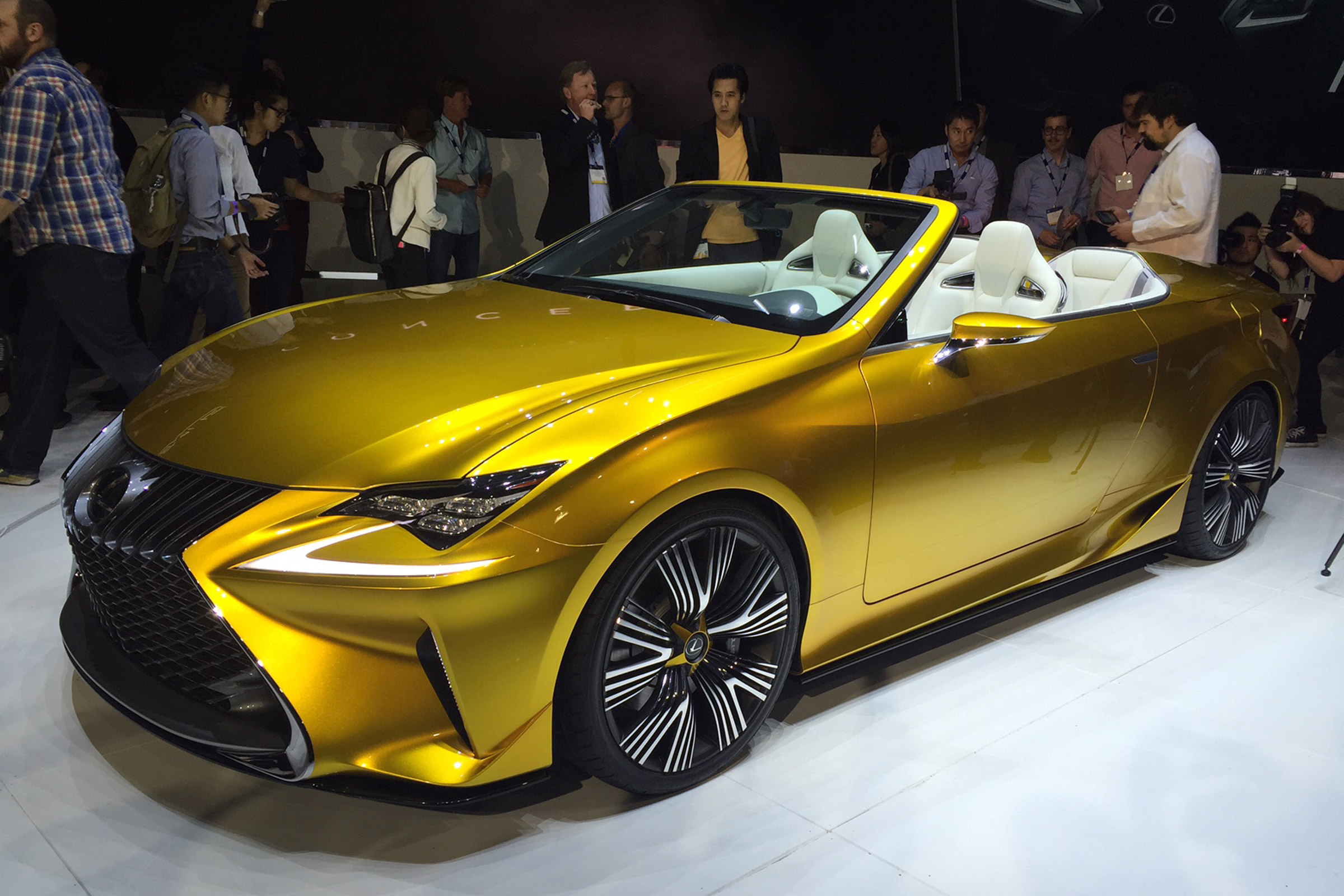 2019 Lexus LF C2 Concept photo - 4