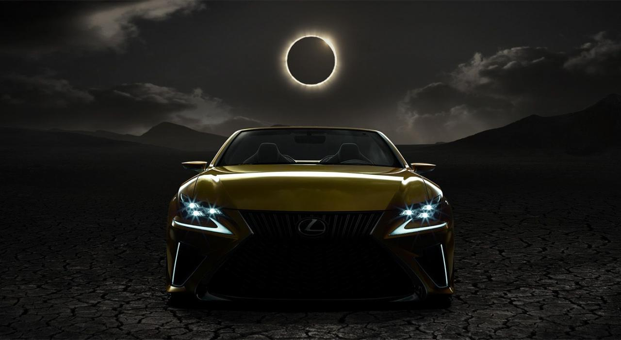 2019 Lexus LF C2 Concept photo - 5