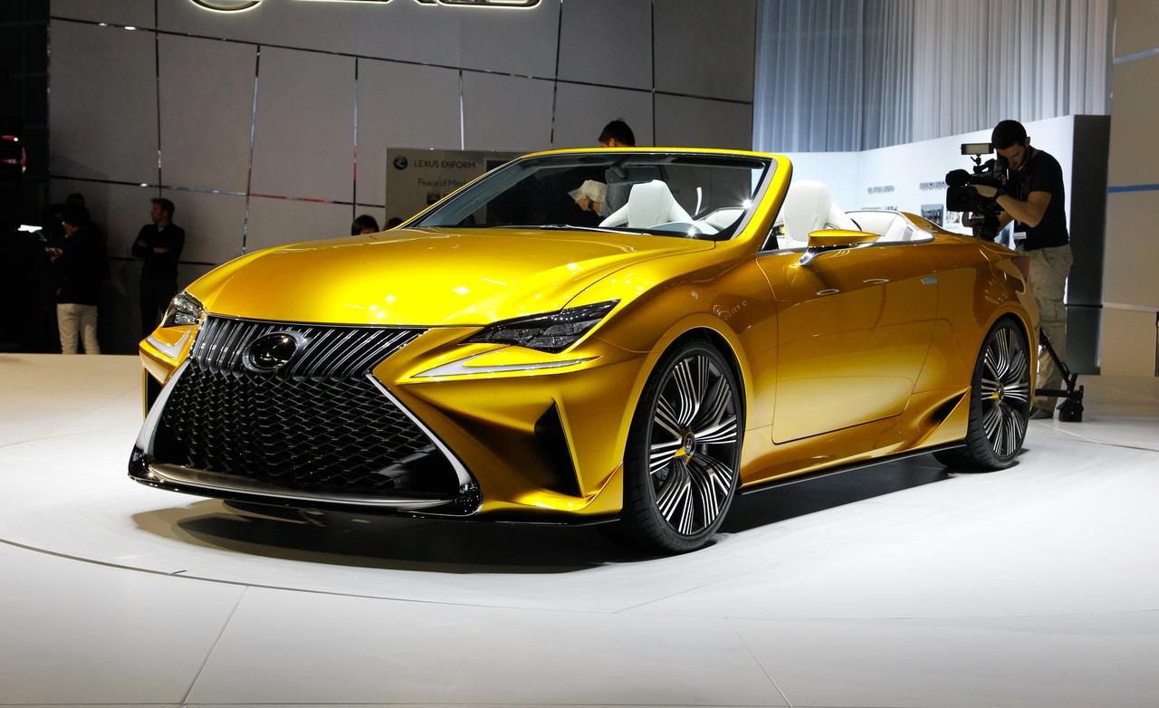 2019 Lexus LF C2 Concept photo - 6