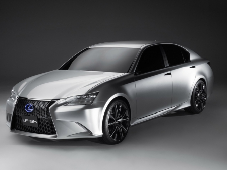 2019 Lexus LF Gh Concept photo - 2