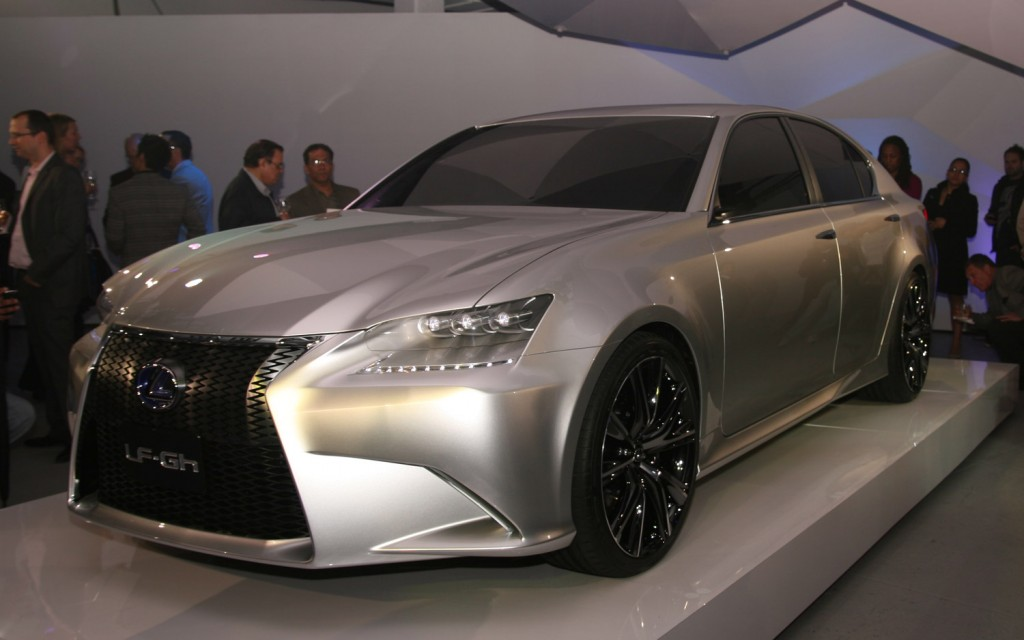 2019 Lexus LF Gh Concept photo - 6