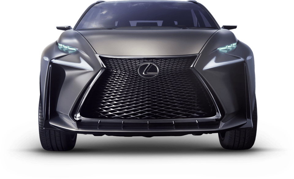 2019 Lexus LF NX Concept photo - 1