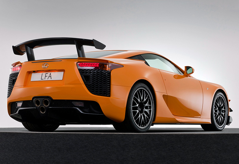 2019 Lexus LFA photo - 2