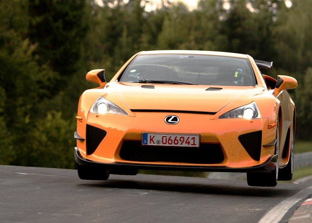 2019 Lexus LFA Nurburgring Package photo - 5