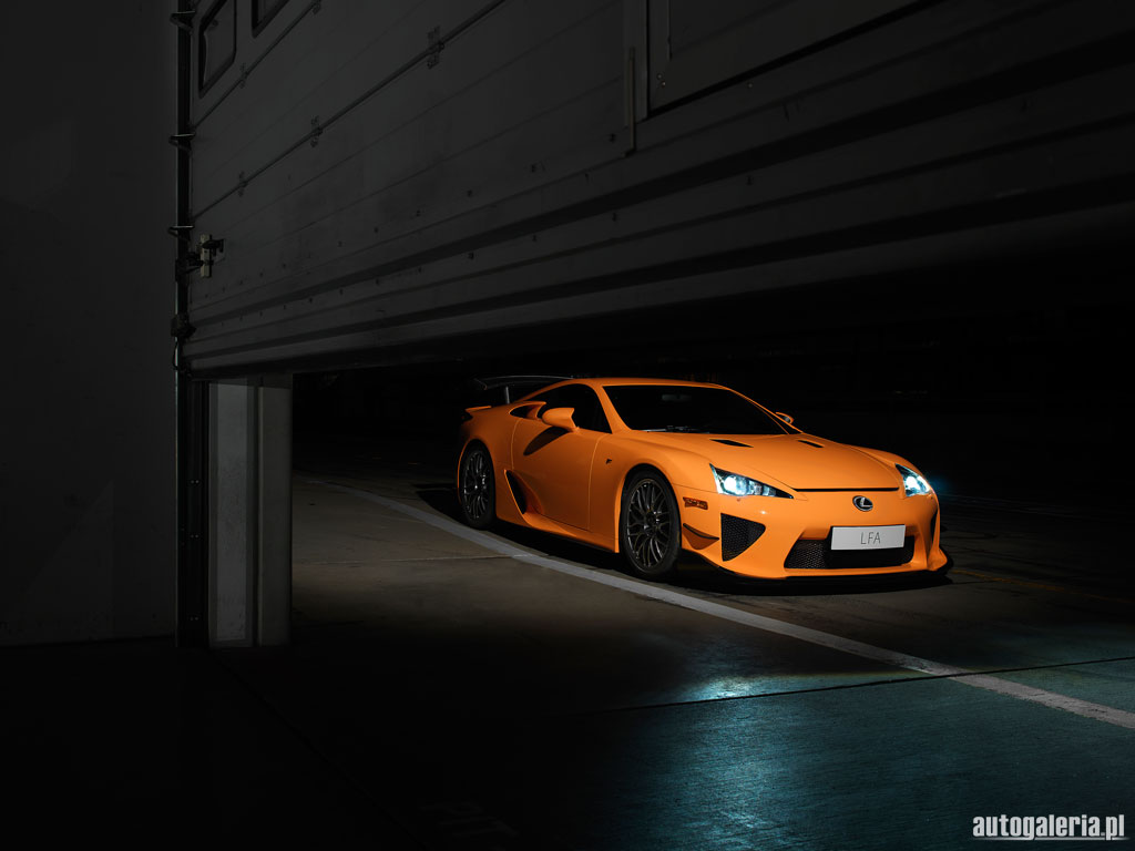 2019 Lexus LFA Nurburgring Package photo - 6