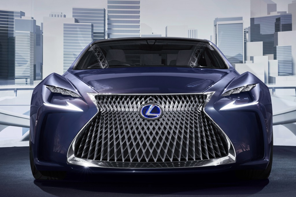 2019 Lexus LS 460 photo - 1