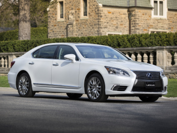 2019 Lexus LS 600h L photo - 4