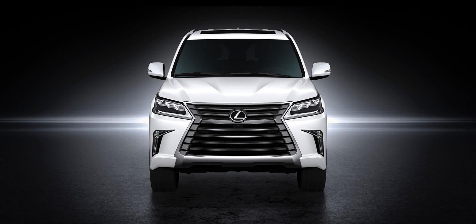 2019 Lexus LX 570 photo - 1