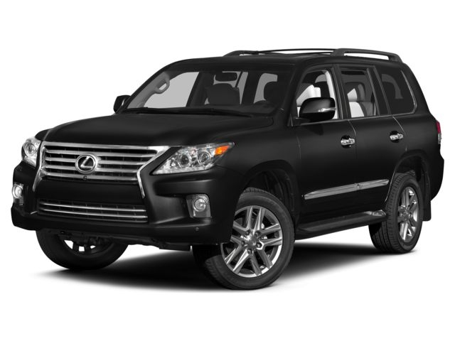 2019 Lexus LX 570 photo - 6