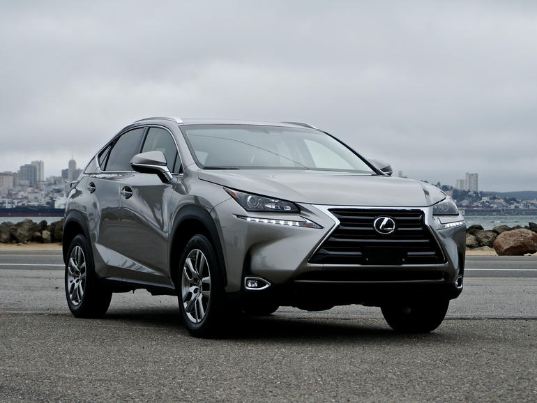 2019 Lexus NX photo - 5