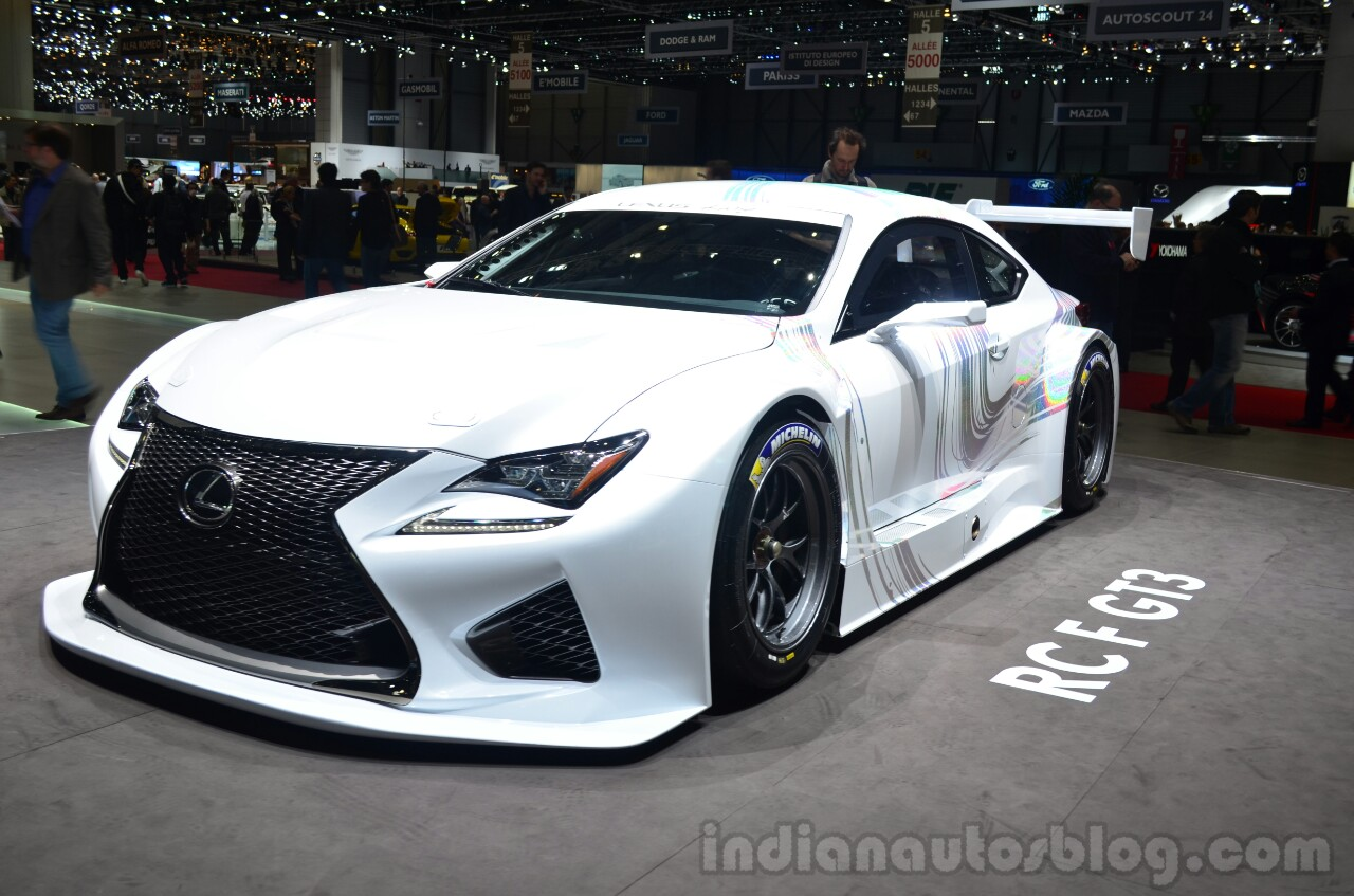 New Lexus Rx >> 2019 Lexus RC F GT3 Concept | Car Photos Catalog 2019