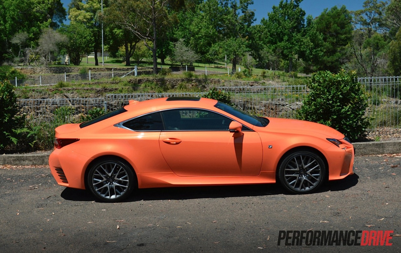 2019 Lexus RC F Sport | Car Photos Catalog 2018