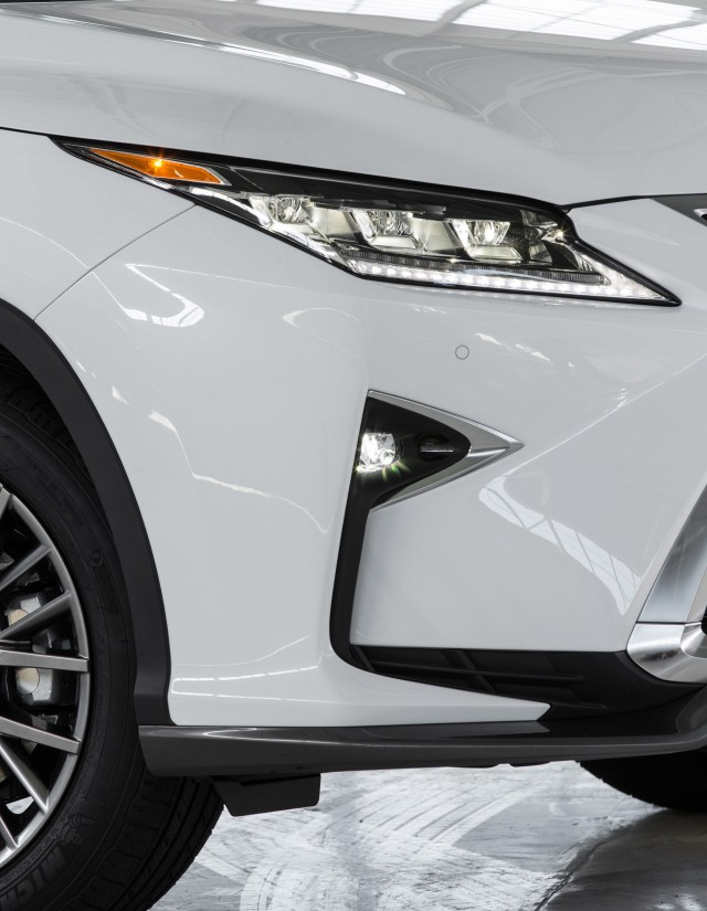 2019 Lexus RX 350 photo - 2
