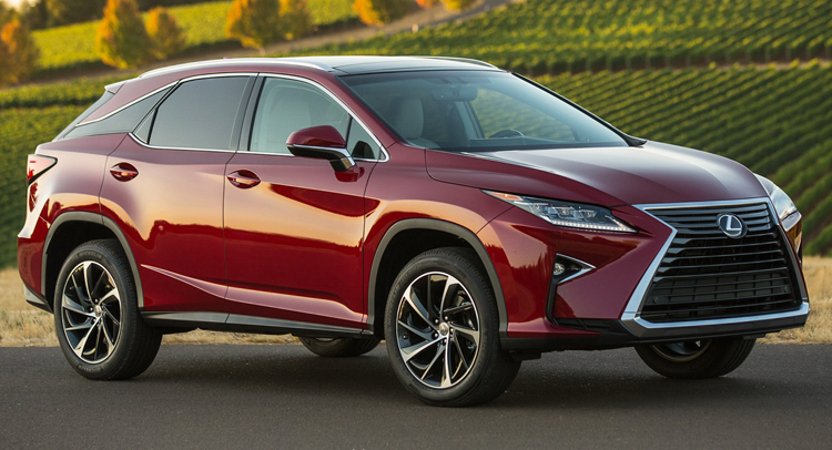 2019 Lexus RX 350 photo - 5