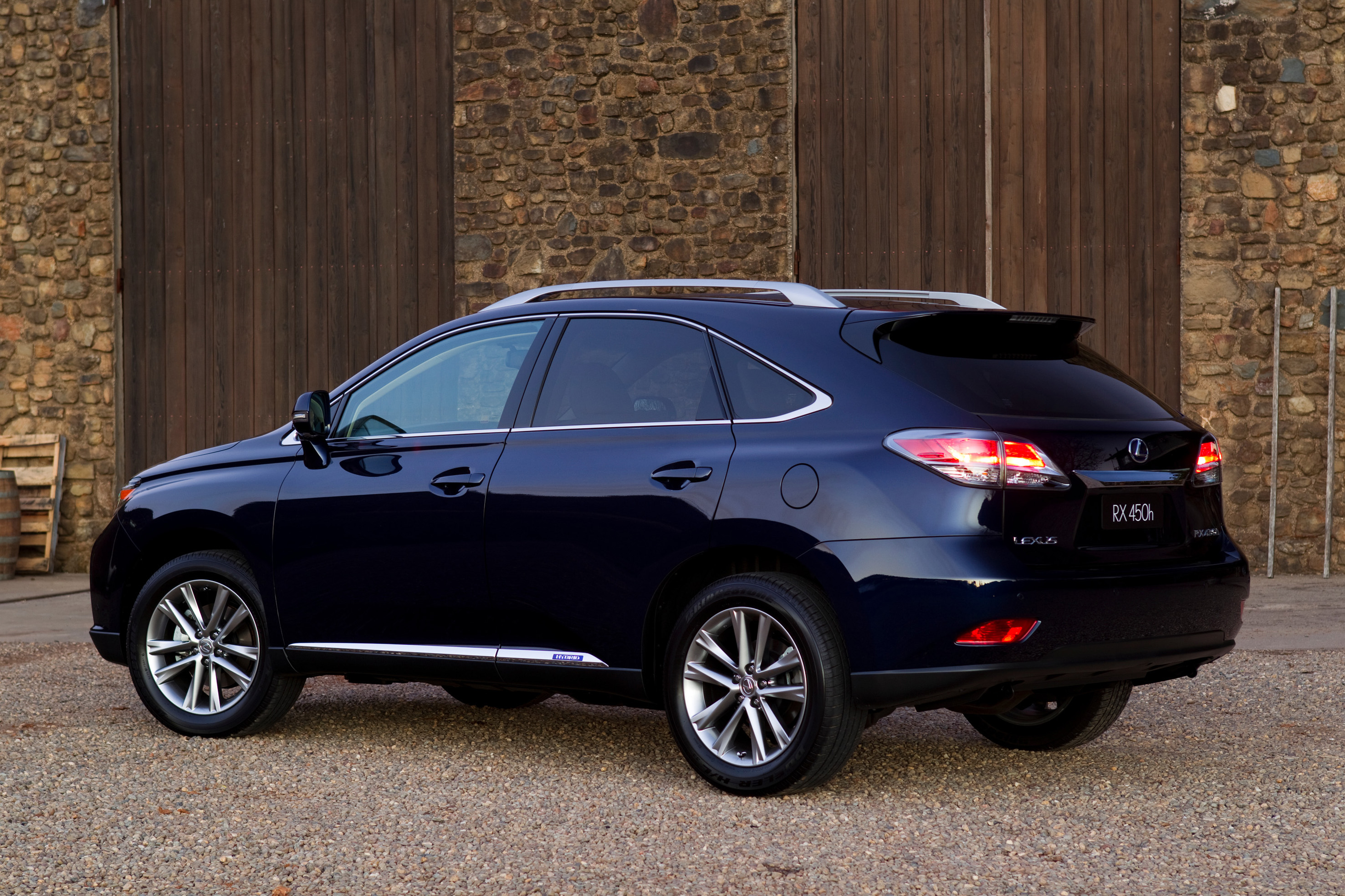 2019 Lexus RX 450h photo - 6