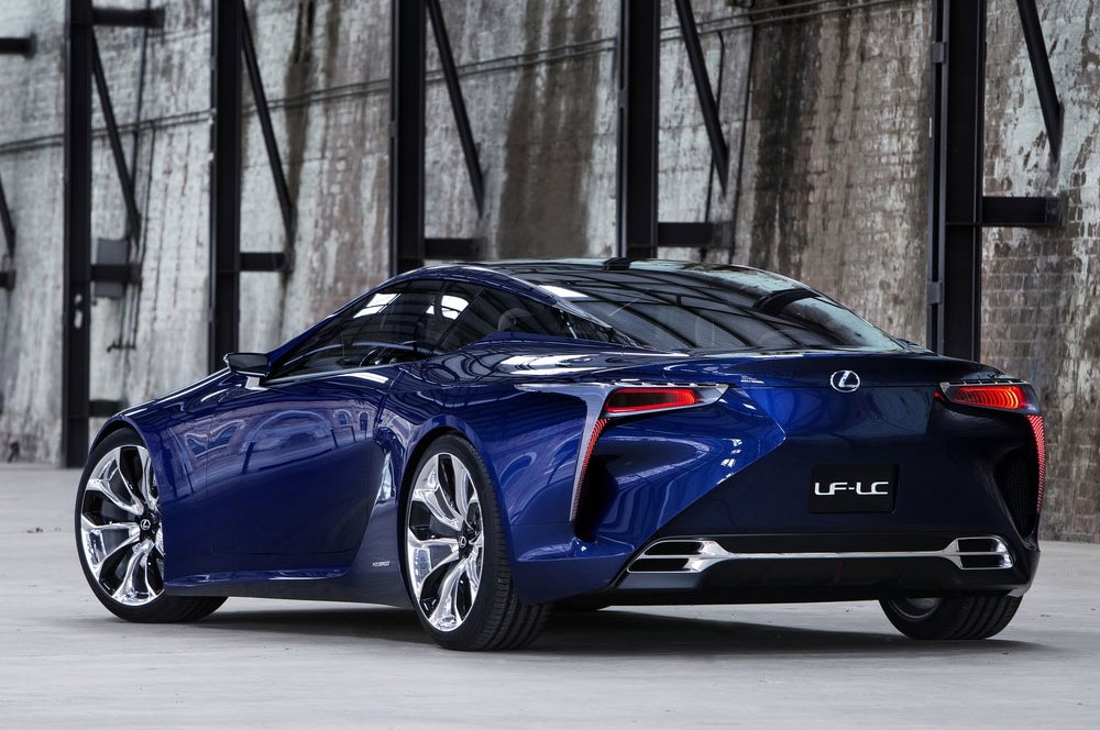 2019 Lexus Sport Coupe Concept photo - 3