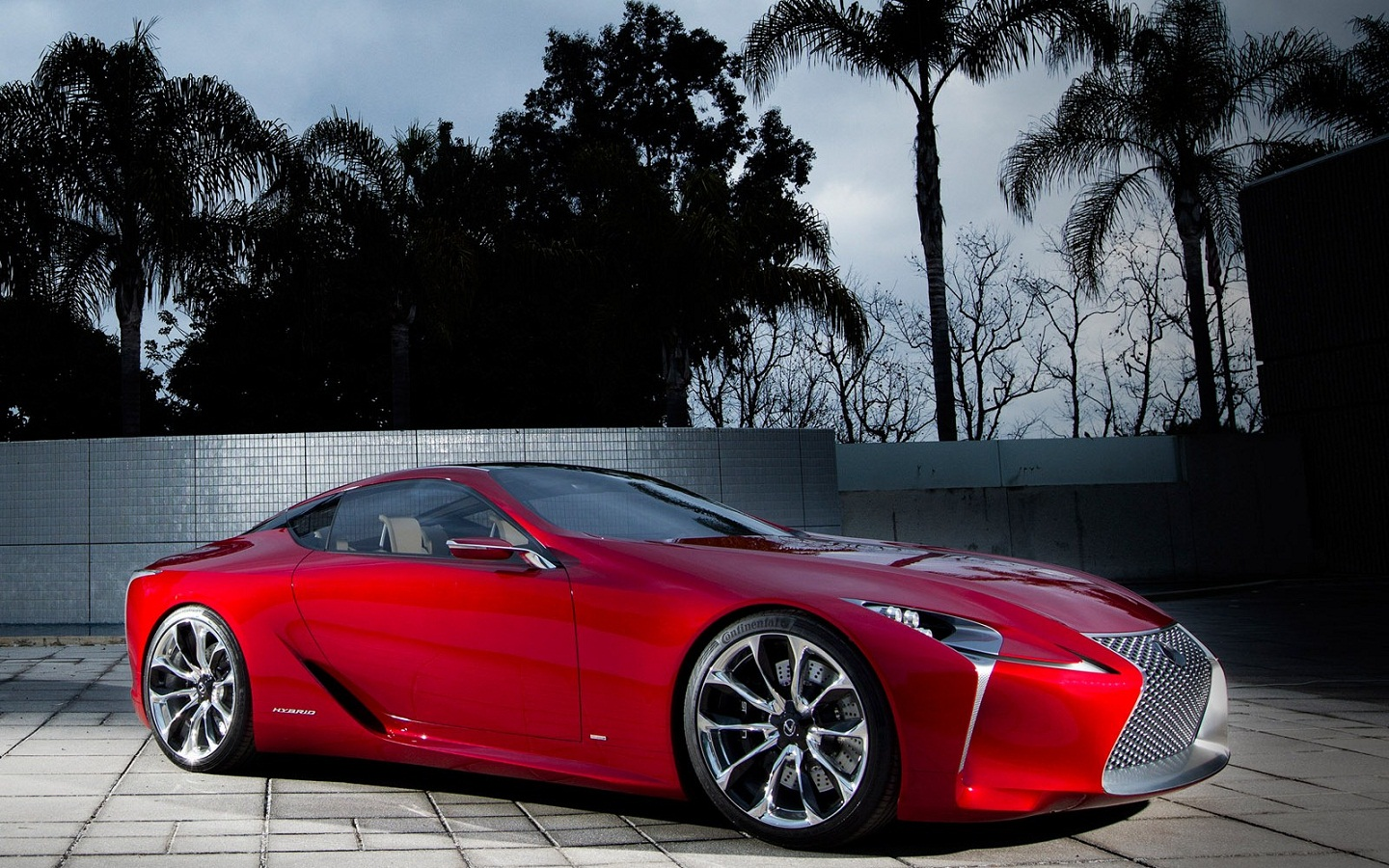 2019 Lexus Sport Coupe Concept photo - 4