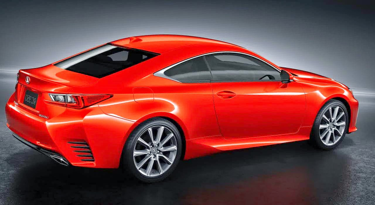 2019 Lexus Sport Coupe Concept photo - 6