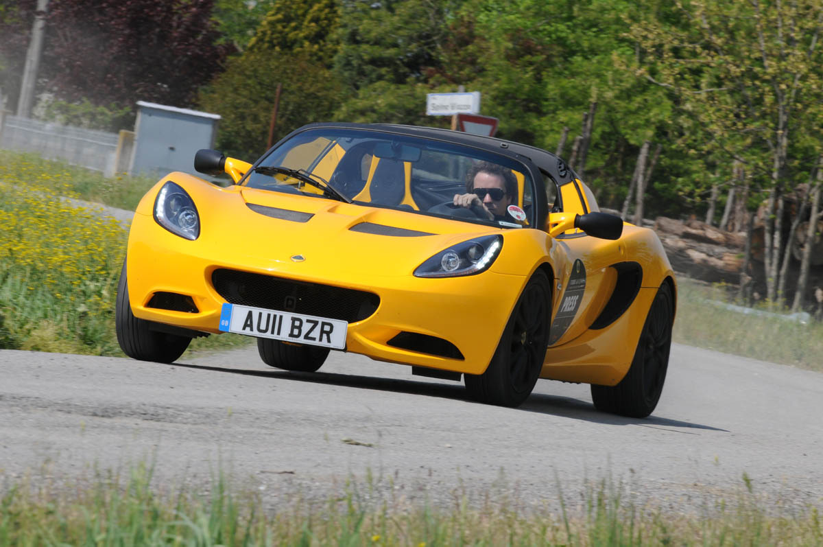 2019 Lotus Elise Club Racer photo - 4