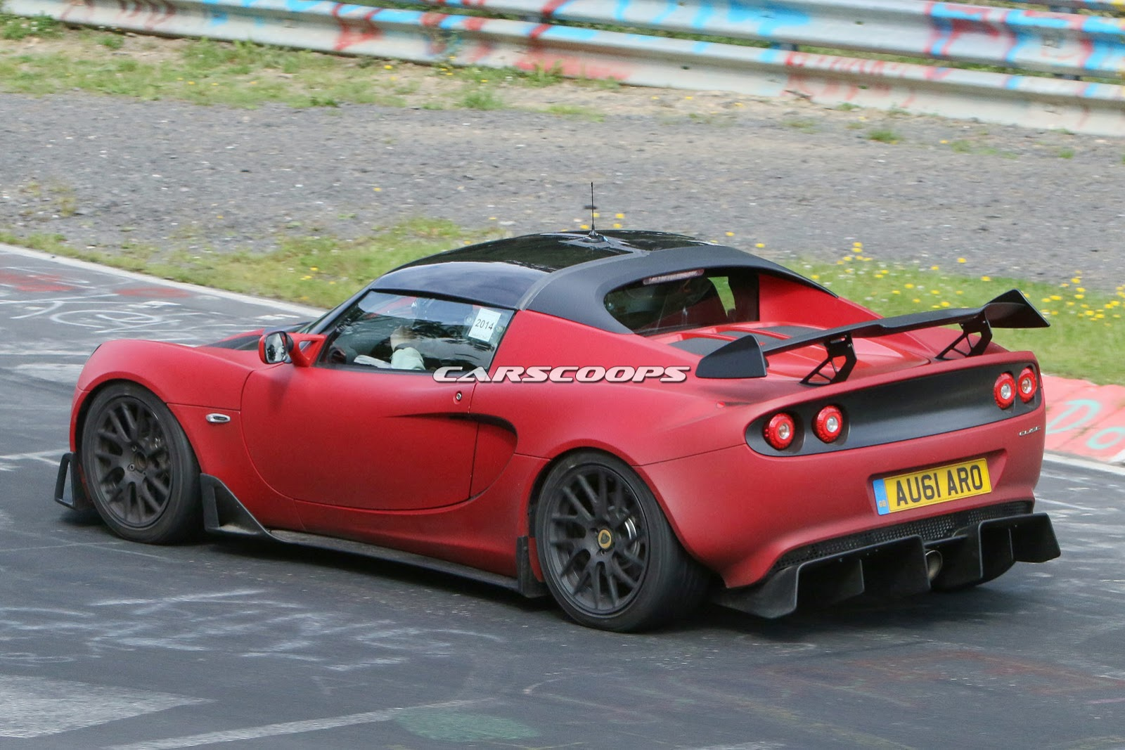 2019 Lotus Elise S Cup R photo - 3