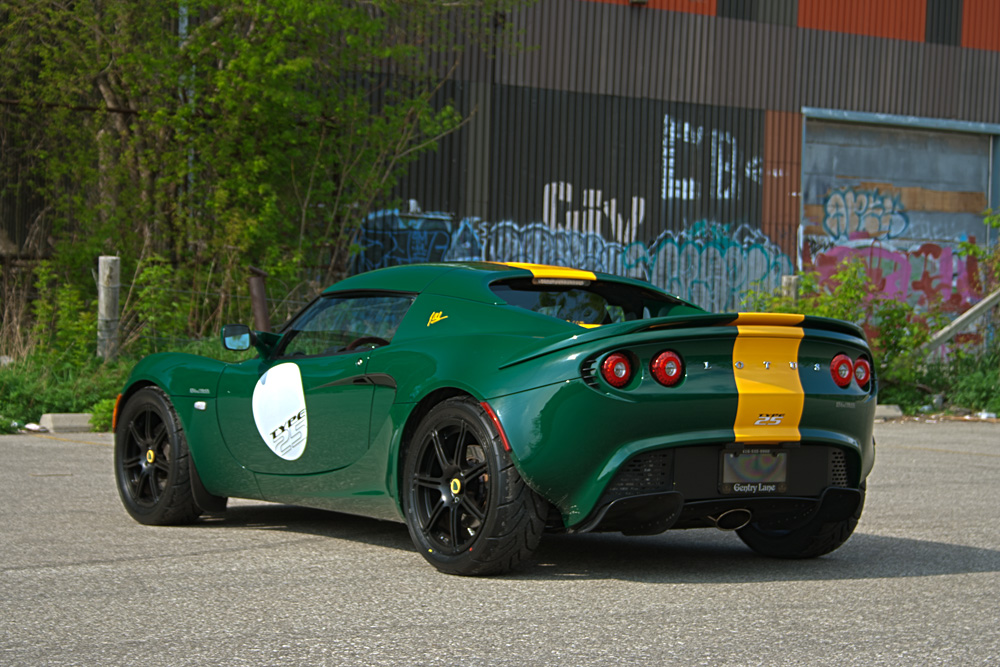 2019 Lotus Elise SC Clark Type 25 photo - 4