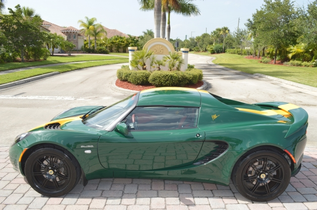 2019 Lotus Elise SC Clark Type 25 photo - 6
