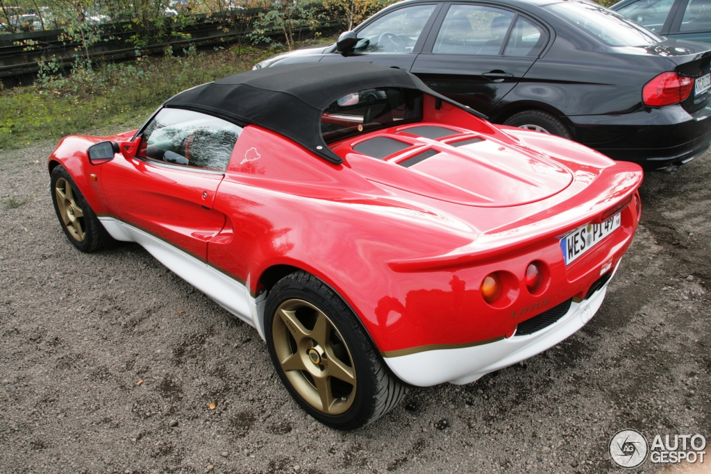 2019 Lotus Elise Type 49 photo - 1