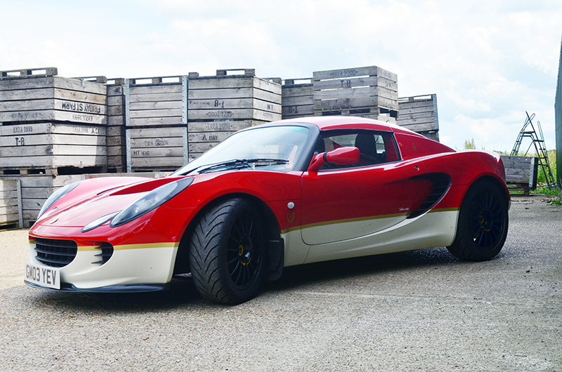 2019 Lotus Elise Type 49 photo - 4