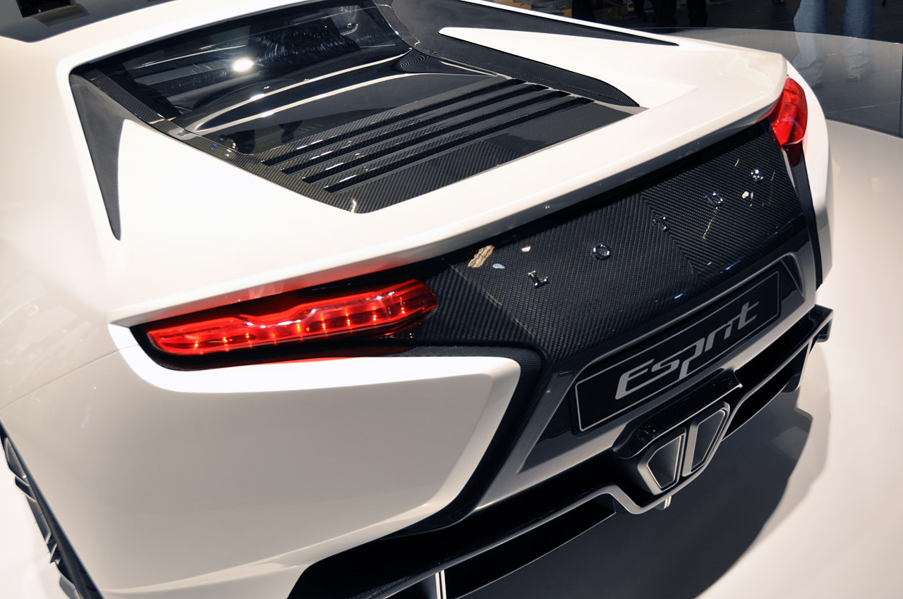 2019 Lotus Esprit Concept photo - 3