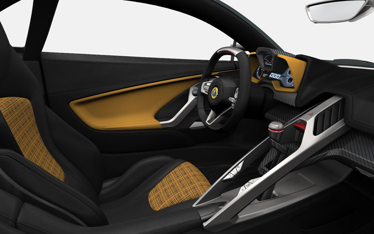 2019 Lotus Esprit Concept photo - 6