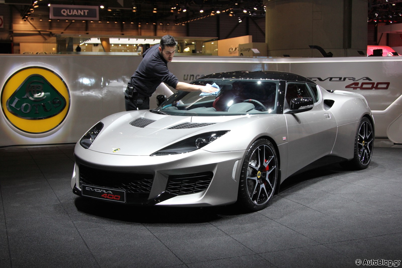 2019 Lotus Evora photo - 1