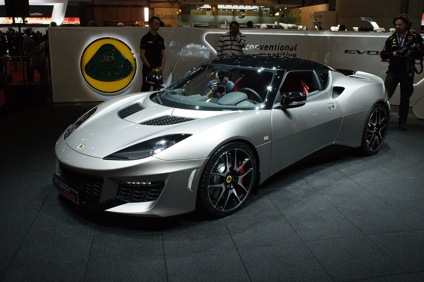 2019 Lotus Evora 400 photo - 5