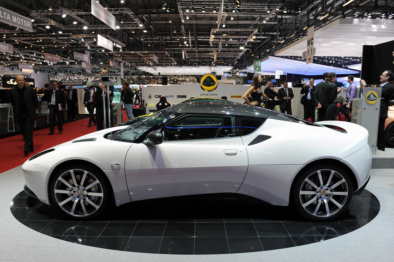 2019 Lotus Evora Carbon Concept photo - 1