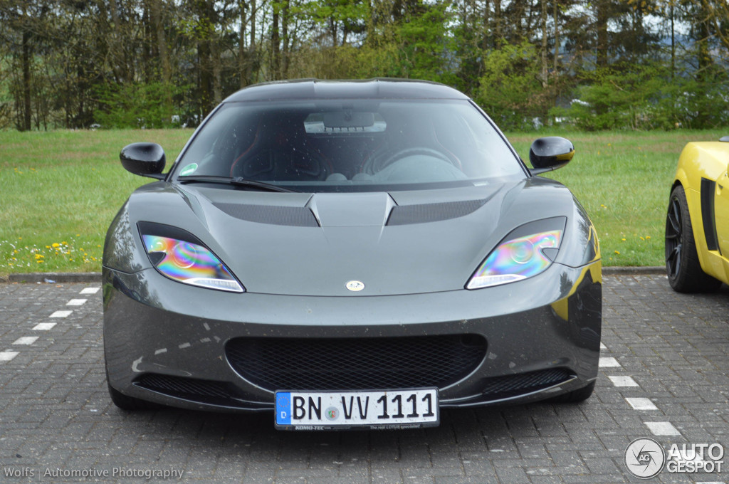 2019 Lotus Evora Sports Racer photo - 2
