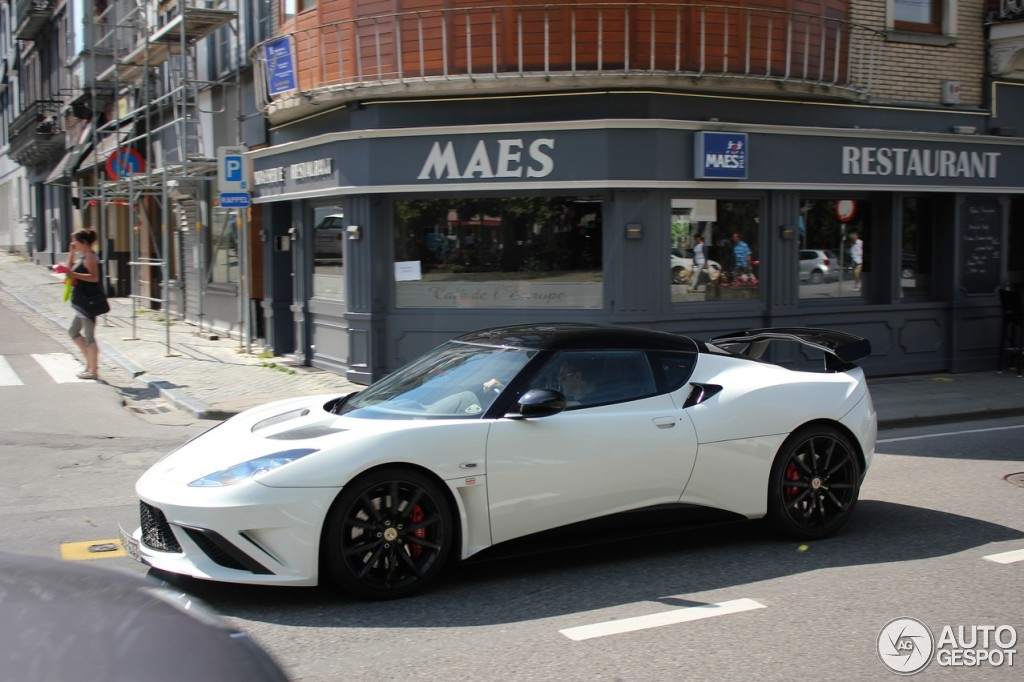 2019 Lotus Evora Sports Racer photo - 4