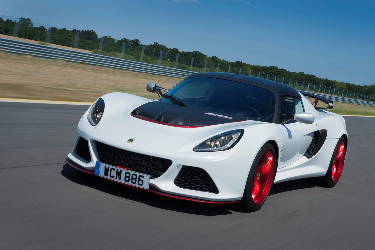 2019 Lotus Exige S Type 72 photo - 1