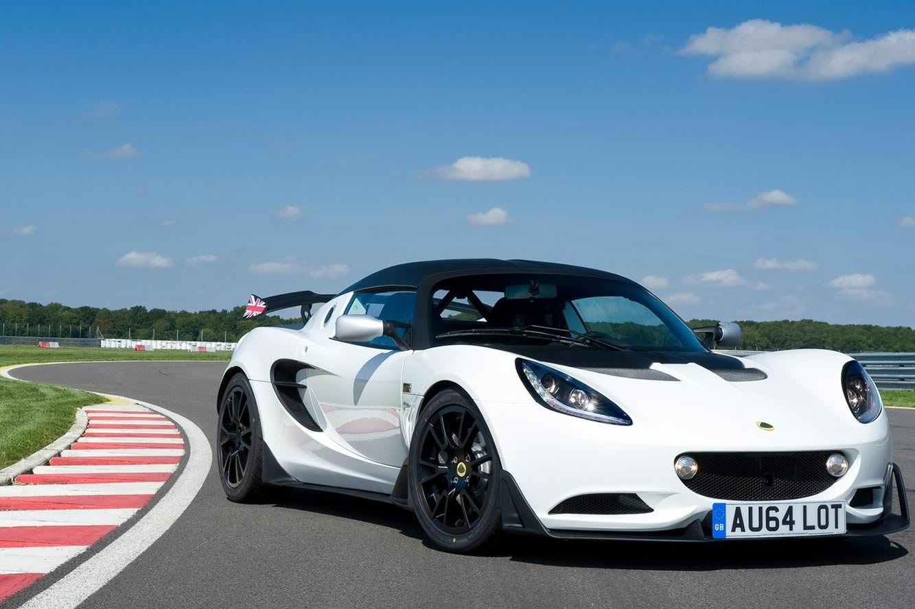 2019 Lotus Exige S Type 72 photo - 4