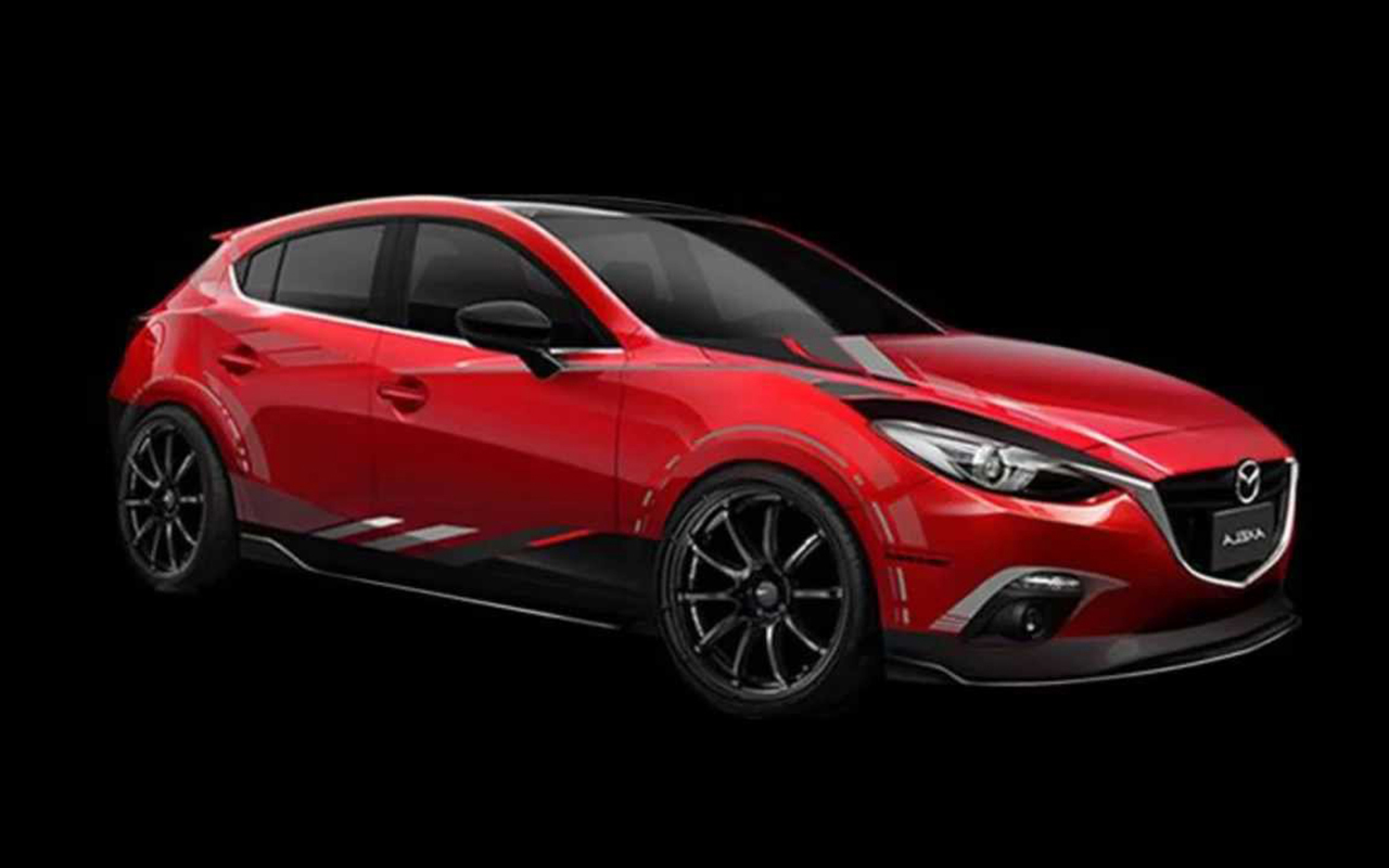 2019 Mazda 3 Mps Car Photos Catalog 2018