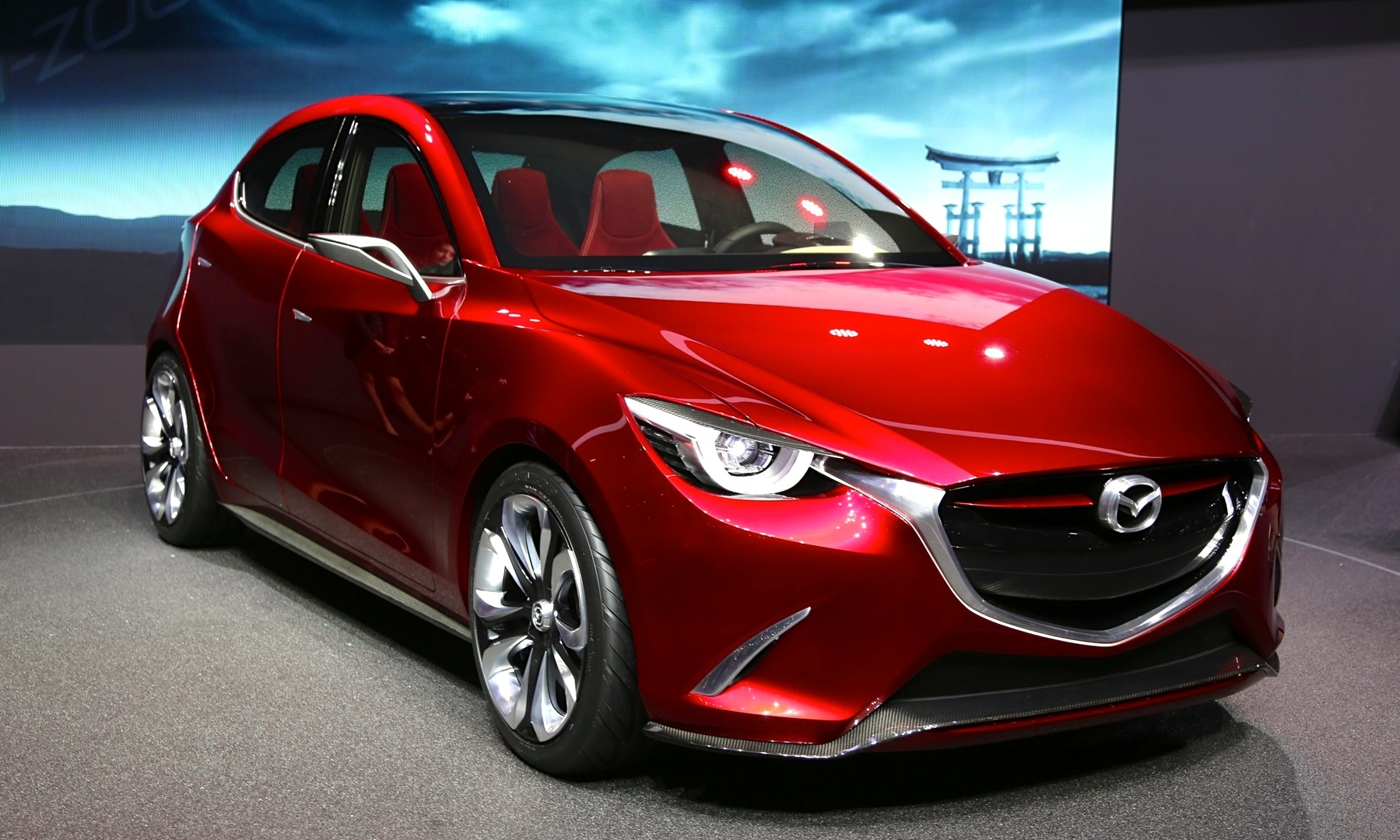 2019 Mazda Hazumi Concept Car Photos Catalog 2019