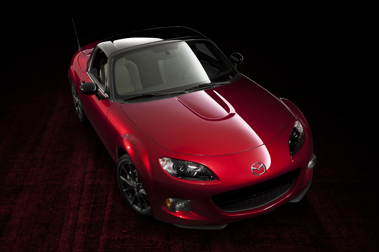 2019 Mazda MX 5 25th Anniversary photo - 6