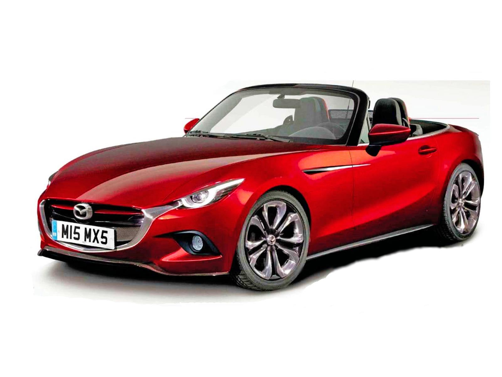 2019 Mazda Mx 5 Car Photos Catalog 2018