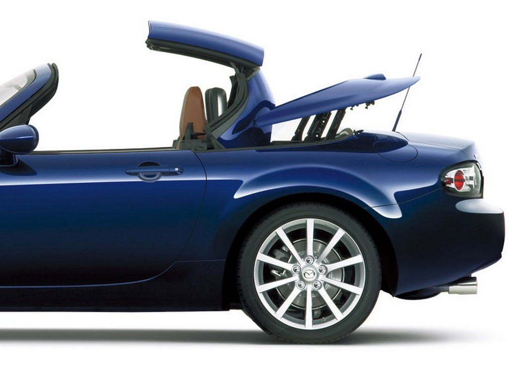 2019 Mazda MX 5 Miata Roadster photo - 5