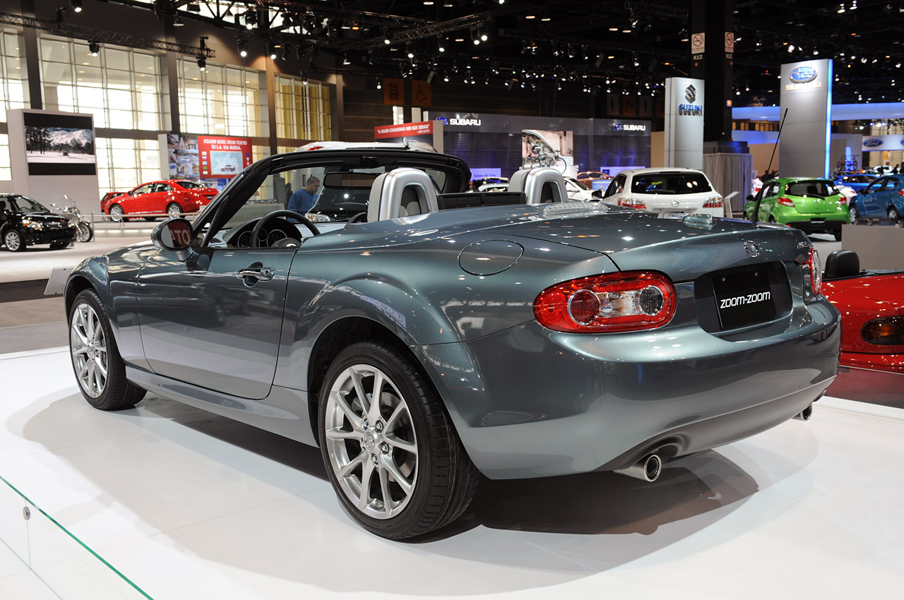 2019 Mazda MX 5 Miata Special Edition | Car Photos Catalog ...