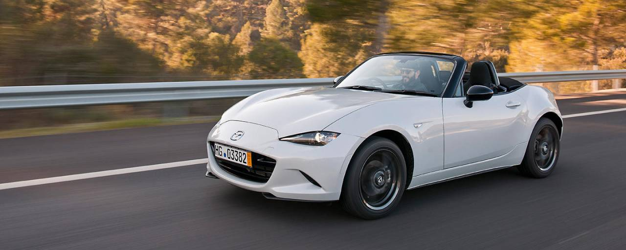 2019 Mazda MX 5 MPS Concept photo - 1