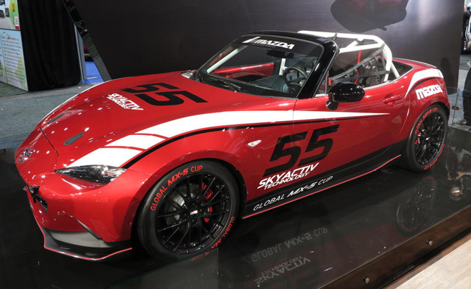 2019 Mazda MX 5 MPS Concept photo - 5