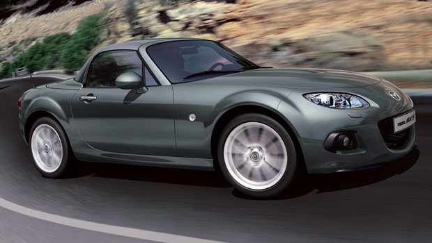 2019 Mazda MX 5 Roadster Coupe photo - 5