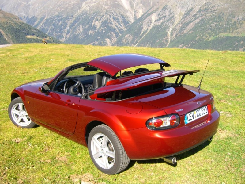 2019 Mazda MX 5 Roadster Coupe photo - 6