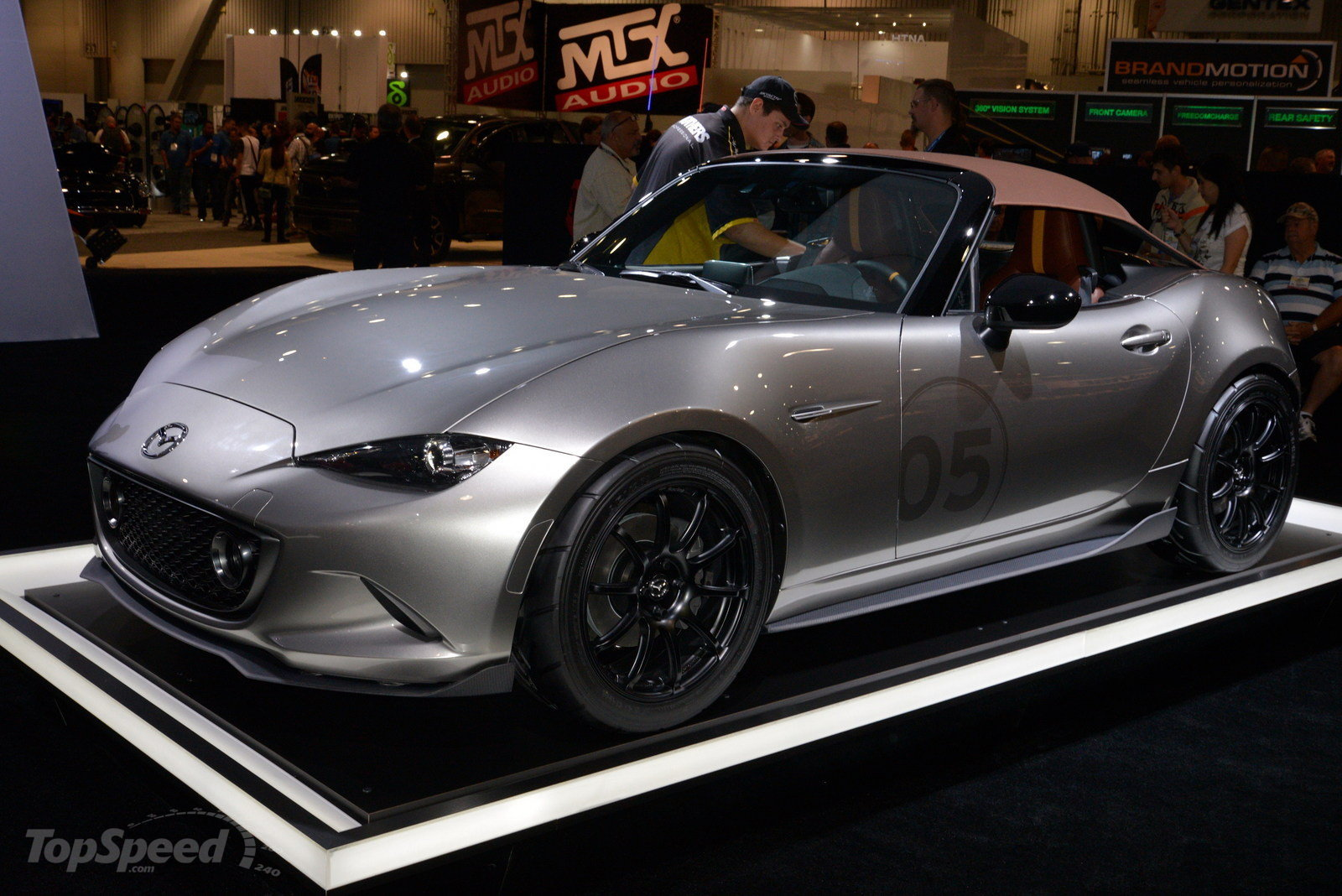 2019 Mazda MX 5 Spyder Concept photo - 3